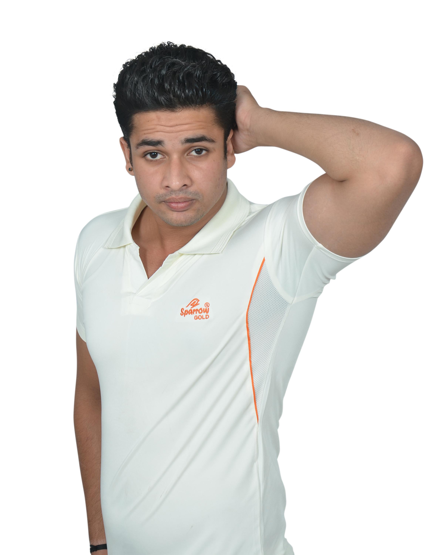 Cricket Uniform (Gold)